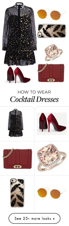 """""""Untitled #1316"""" by wanderlustpan on Polyvore featuring Rebecca Minkoff, Blue Nile, Casetify and SW Global"""