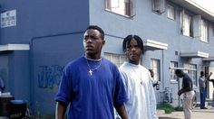 Menace II Society A breakthrough film for co-writer/director team the Hughes brothers (Albert and Allen Hughes),Menace II Societyis a portrait of life in a ghetto and two young men who try to escape a sure path to prison.