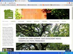 Associação Casa Velha - Ecologia e Espiritualidade. Ourém, Portugal. http://casavelha.org/