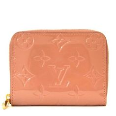 475dac3a6fa6c6 Labellov Louis Vuitton Zippy Coin Purse Rose Velours ○ Buy and Sell  Authentic Luxury