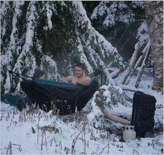 Hammock hot tub super cool thing have summer