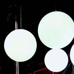 GLOBO 70 Grande Lampe Extérieure Ballon Diam¨tre 70 cm au Design