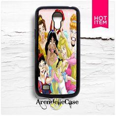 Disney Princess Samsung S4 Mini Case
