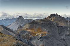 Parc du Mercantour - Pointe de l'Escaillon (2740m) by Fabien Dal Vecchio on 500px