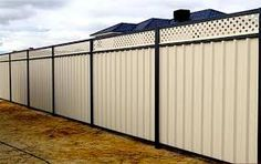 Image result for screening on pool fence ideas