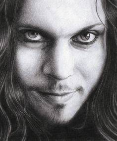 Ville Valo by borellus616 on DeviantArt