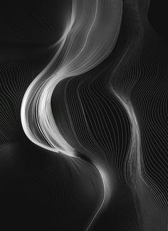 Industrial Design Trends and Inspiration - leManoosh Image Tatoo, Parametric Design, Photoshop, Generative Art, Organic Shapes, Op Art, Motion Design, Textures Patterns, Line Art