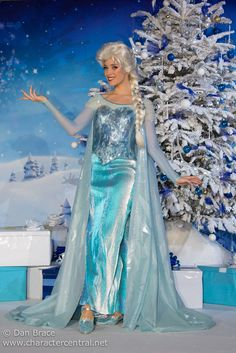 Elsa costume shiny material is probably best for dramatic effect if I have to sew I can use newspaper to cut out my own patterns.