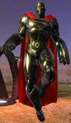 Comic Book Characters, Comic Character, Comic Books Art, Mundo Superman, Batman Vs Superman, Dc Costumes, Steel Dc Comics, Dc Universe Online, Deadpool Funny