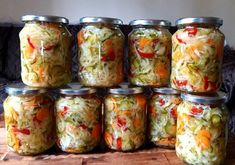 Fresh Rolls, Mason Jars, Cooking, Ethnic Recipes, Food, Attila, Kitchen, Essen, Mason Jar