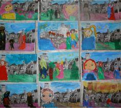 Kindergarten Art Class: ΠΟΛΕΜΟΣ ΚΑΙ ΕΙΡΗΝΗ Autumn Activities, Peace, Blog, Painting, Painting Art, Blogging, Paintings, Painted Canvas, Sobriety
