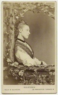 Princess Louise Caroline Alberta by Hills & Saunders circa Her parents Queen Victoria & Prince Albert were close friends of her husbands parents, George Douglas Campbell Duke of Argyll & his wife Lady Elizabeth Georgiana Southerland-Leveson-Gower Queen Victoria Children, Queen Victoria Prince Albert, Victoria And Albert, Princess Louise, Princess Alice, Royal Princess, Royal Monarchy, British Monarchy, Queen Victoria's Daughters