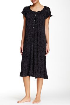 782d05d68b Modal Knit Ballet Nightgown by Eileen West Sleepwear on  nordstrom rack  Nightgown