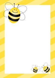 bumblebee birthday invitation Bee Certificate, Certificate Templates, Bumble Bee Invitations, Birthday Invitations, Card Birthday, Happy Birthday, Bee Template, Writing Template, Spelling Bee