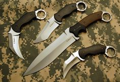 All Karambits - Randy Doucette