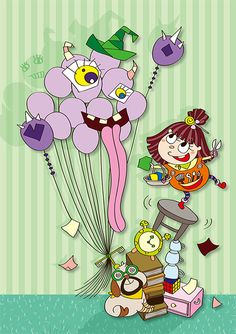 《歡樂童年》 自由自在的童年,可以做自己喜歡的事情,有源源不絕的創意靈感。 小小的個子,擁有遠大的抱負和夢想。