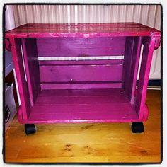 Pulverhexen's DIY: Bedside Table