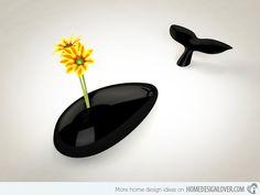 動物を使ったデザインのかわいい花瓶