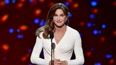 Caitlyn Jenner accepts Arthur Ashe Courage Award at ESPYS -- ashe2015