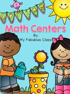 Spring Centers, Ice Cream Centers, and a Sale