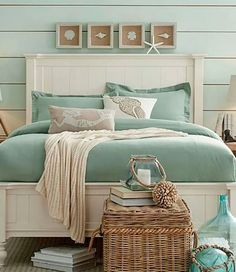 121 Magnificent Ideas For Beach Bedroom Design   Homadein