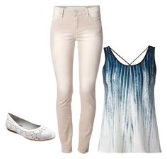 """""""Untitled #4290"""" by ania18018970 on Polyvore featuring 10 Crosby Derek Lam, IRO and SoftWalk"""
