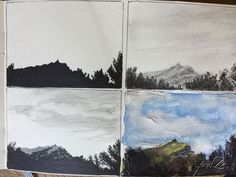 Painting in Provence day 10...and beyond... - Life to the Fullest Extent