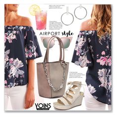 """""""Work Wear by Yoins"""" by jecakns ❤ liked on Polyvore featuring Fendi"""