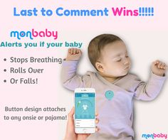 Enter for your chance to win tonight! https://www.facebook.com/sleepbabyslee/photos/a.293399670793929.1073741825.162546423879255/998198370314052/?type=3&theater