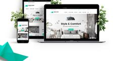 Modern Furniture Responsive Magento Theme