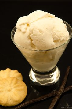 or ice cream? why not both at once in this Vanilla Bean Cheesecake Ice ...