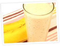 Make this nutritious smoothie for breakfast or as a tasty snack to keep you going throughout the day. Get the kids in the kitchen and you may be surprised by how much they love it too! Nutritious Smoothies, Fruit Smoothies, Healthy Drinks, Smoothie Recipes, Gluten Free Vegetarian Recipes, Gluten Free Baking, Healthy Recipes, Paleo, Fructose Free
