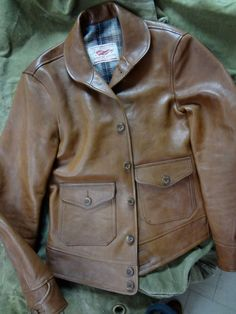 beautifull jacket from Thedi Leather: http://thedileatherscompany.blogspot.nl/