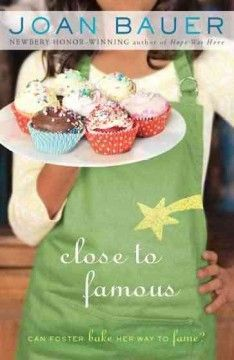 Close to famous by Joan Bauer.  Click the cover image to check out or request the teen kindle.