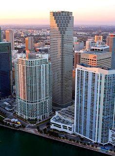Downtown Miami. FL