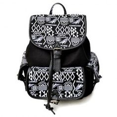 $15.60 Preppy Women's Satchel With Buckle and Embroidery Design