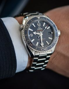 Seamaster Planet Ocean Omega Co-Axial Chronograph .- Seamaster Planet Ocean Omega Co-Axial Chronograph mm Seamaster Planet Ocean Omega Co-Axial Chronograph mm - Breitling Superocean Heritage, Breitling Navitimer, Omega Seamaster Planet Ocean, Omega Planet Ocean, Best Watches For Men, Luxury Watches For Men, Popular Watches, Men's Watches, Cool Watches