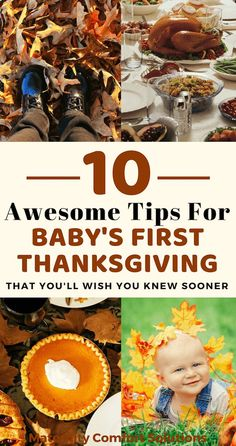 10 Quick Tips for Baby's First Thanksgiving