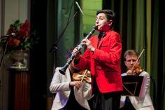 Эрик Мирзоян-Талантливый Кларнетист.Ученик Центральной музыкальной школы. Наш большой друг.