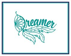 Dreamer Dreamcatcher and Feather Vinyl Decal This dream catcher decal is perfect for cars, laptops, yeti cups and so much more! Available in 3 through 12 inches. The decals are measured by their WIDTH. All decals are made of high quality outdoor rated 5 year vinyl and are UV resistant to ensure maximum color quality for the lifetime of the decal. Decals come with a burnishing tool, application instructions and transfer paper already attached for easy application. Due to the personalizatio...