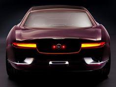 Bertone/Jaguar B99 Concept (2011)