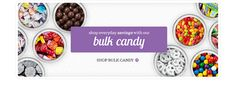 Pink candy almonds and pink malted milk balls make your favorite treats easy on the eyes