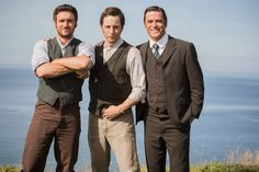 Filming episode 208 of Murdoch Mysteries -  in Newfoundland!