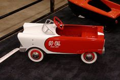 Murray Pedal Cars | 1960's Murray SoCal Cruiser Pedal Car - View #5 | Flickr - Photo ...