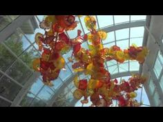 ▶ Summer Glass Art 2012 - YouTube: In Seattle, Washington. Works by Dale Chihuly and Paul Marioni.