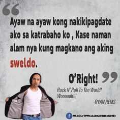 Ryan Rems Sarita Jokes Funny Lines Quotes  Funny One