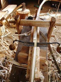 François Desplanches artisan vannier » Séquences de fabrication