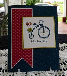 QFTD127, IC351 Luvin' My Ride by vdm - Cards and Paper Crafts at Splitcoaststampers