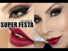 MAKE FESTA! COM PRODUTOS LUCIANE FERRAES : Blog Luciane Ferraes