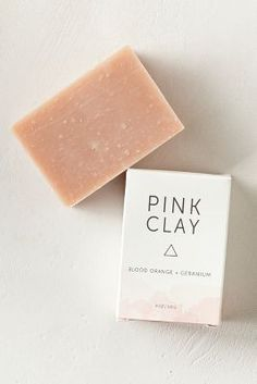 Clay soap bar / Herbivore Botanicals